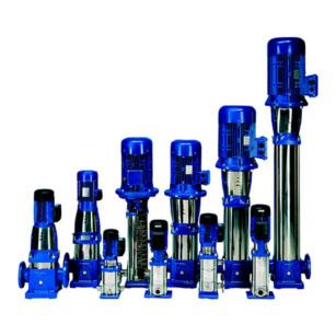 Vertical Multistage Pumps Thumbnail