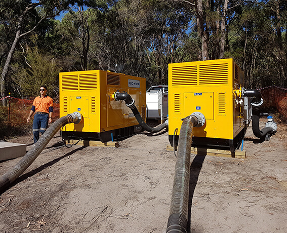 Best Practices for Dewatering Construction Sites